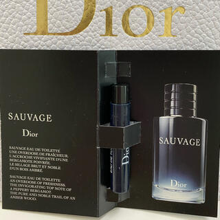 ディオール(Dior)のディオール☆オードゥトワレ ソヴァージュ(香水(男性用))