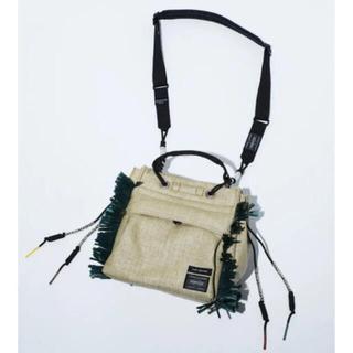 TOGA - 新品未使用 TOGA×PORTER String bag
