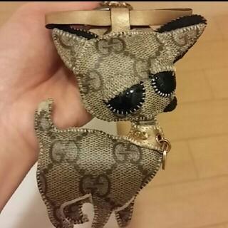 Gucci - GUCCI グッチョリ キーホルダー チワワ 犬 キーリーグ グッチ