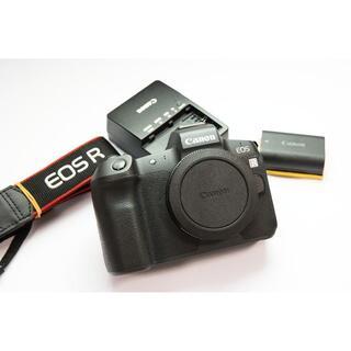 Canon - 完動品 キャノン CANON EOS R ボディ 防湿庫保管 R5 R6 RP