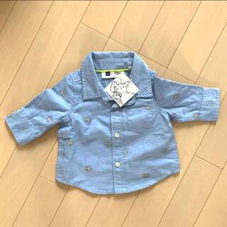 ベビーギャップ(babyGAP)の新品 Disney ダンボ ベビーギャップ デニムシャツ(シャツ/カットソー)