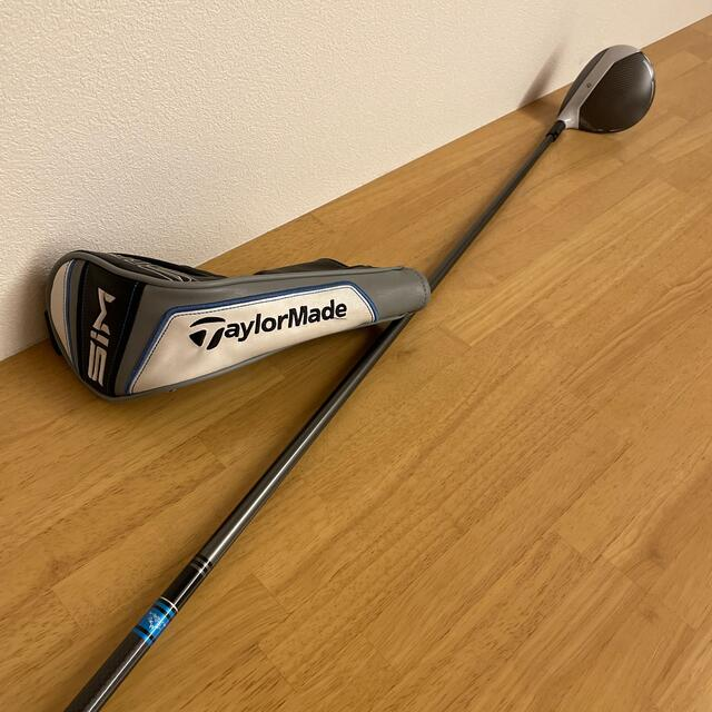 TaylorMade(テーラーメイド)のSIMMAX 5W TaylorMade TENSEI Blue S スポーツ/アウトドアのゴルフ(クラブ)の商品写真