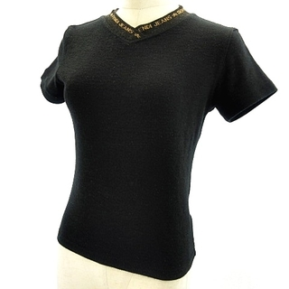 フェンディ(FENDI)のフェンディ FENDI jeans ヴィンテージ 半袖 ニット 40 約M(ニット/セーター)