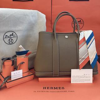 Hermes - 新品 エルメス ガーデンパーティーtpm  新作ツイリー2本セット