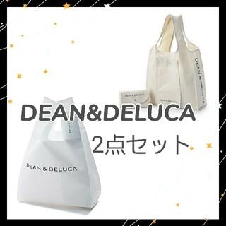 DEAN & DELUCA - DEAN&DELUCA ショッピングバッグ ミニマムエコバッグ 2点セット