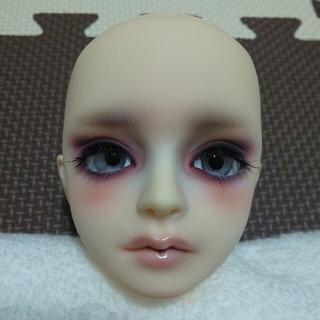 ボークス(VOLKS)のDWC01ヘッド カスタムメイク(人形)