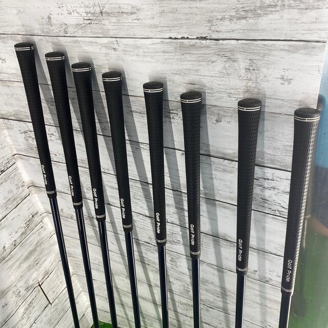 《アイアン》ミズノ T-ZOID COMP PLUS 8本 SR スポーツ/アウトドアのゴルフ(クラブ)の商品写真