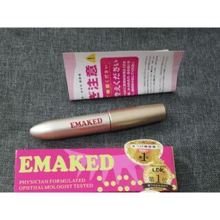 【 新品未使用】エマーキット EMAKED まつげ・まゆげ美容液 2ml