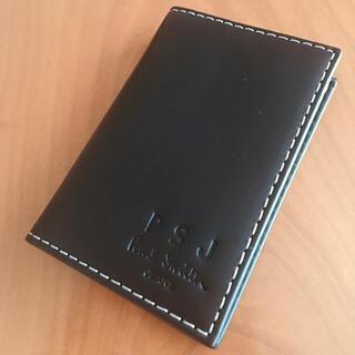 ポールスミス(Paul Smith)の新品 Paul Smith ポールスミス カードケース 名刺ケース(名刺入れ/定期入れ)