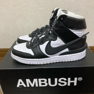 AMBUSH - AMBUSH NIKE DUNK HIGH アンブッシュ ナイキ ダンク ハイ