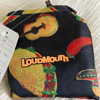 ラウドマウス(Loudmouth)の⭐︎新品未使用⭐︎ラウドマウス タコス柄 エコバッグ マルチケース(バッグ)