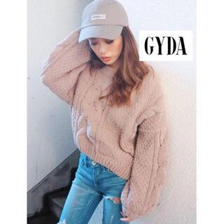 GYDA - 新品 ボリュームスリーブニット 01 GYDA ジェイダ ニット
