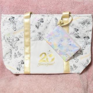 Disney - 東京ディズニーシー20周年・タイムトゥシャイン トートバッグ
