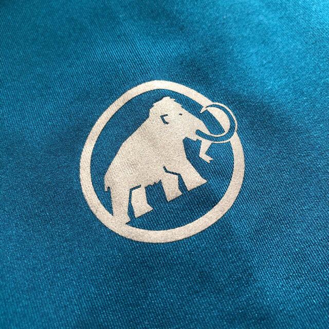 Mammut(マムート)の美品 マムート MAMMUT ハーフジップ ロングスリーブシャツ 長袖 スポーツ/アウトドアのアウトドア(登山用品)の商品写真