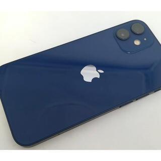 iPhone - 【美品】iPhone 12 ブルー 128 GB SIMフリー