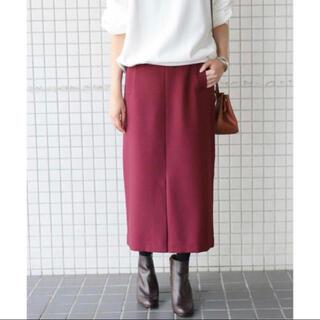 IENA SLOBE - IENA slobe スリットタイトスカート