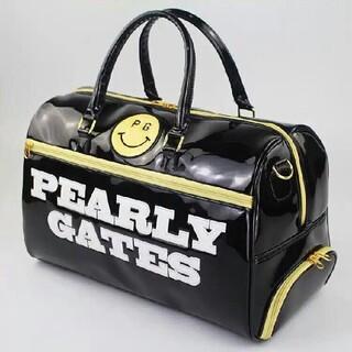 パーリーゲイツ(PEARLY GATES)のPEARLYGATESゴルフウエアバッグ(バッグ)
