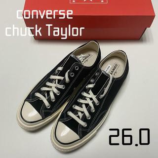 CONVERSE - コンバース converse ct70 ブラック