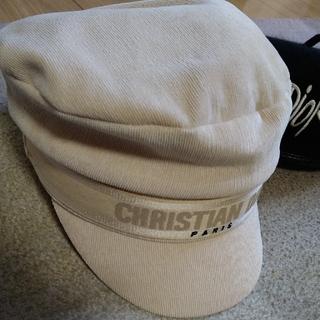 ディオール(Dior)のディオールキャスケット キャップ 帽子 DIOR クリスチャンディオール ハット(ハット)
