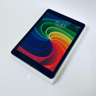 iPad - Apple iPad Air Wi-Fi 16GB【美品】