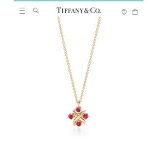 Tiffany & Co. - TIFFANY&Co.リンペンダント