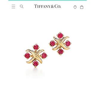 ティファニー(Tiffany & Co.)のTIFFANY&Co.リンピアス(ピアス)