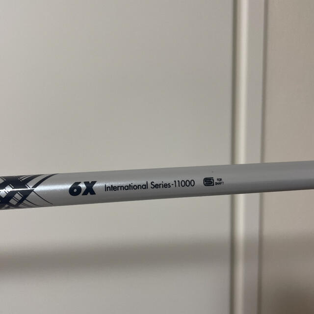 USTMamiya(マミヤ)のアッタス11 6X タイトリストスリーブ スポーツ/アウトドアのゴルフ(クラブ)の商品写真