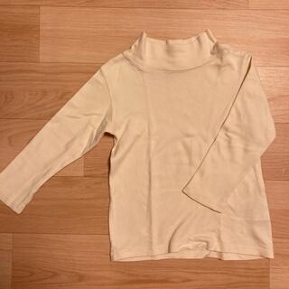 ムジルシリョウヒン(MUJI (無印良品))の無印トップス100センチ(Tシャツ/カットソー)