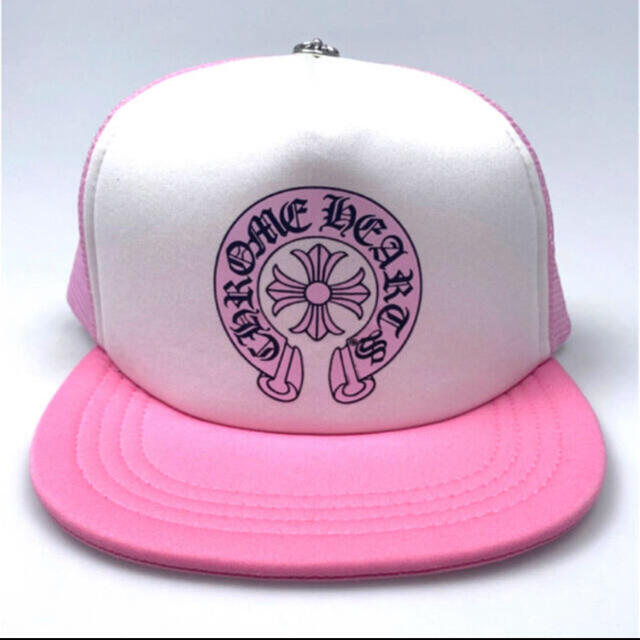 Chrome Hearts(クロムハーツ)の新品CHROMEHEARTS×mattyboy cap SEX RECORDS メンズの帽子(キャップ)の商品写真