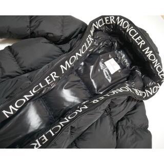 MONCLER - MONCLER ダウンジャケット ロゴ アウター ブルゾン ダウン