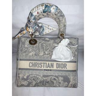 クリスチャンディオール(Christian Dior)のLADY D-LITE ミディアムバッグ(トートバッグ)