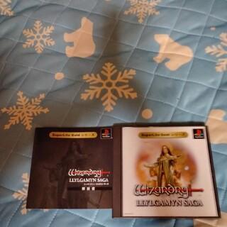 PlayStation - ウィザードリィプレステソフト