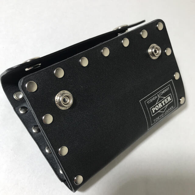 PORTER(ポーター)の正規品 新品未使用 ポーター PORTER カードケース suicaケース メンズのファッション小物(名刺入れ/定期入れ)の商品写真