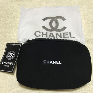 CHANEL - CHANEL✨ノベルティー ポーチ新品&保存袋付きです✨