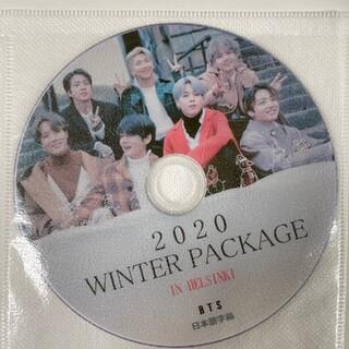 BTS DVD Winter package 2020