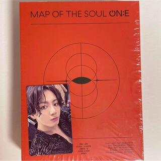 防弾少年団(BTS) - ON:E DVD MAP OF THE SOUL JUNGKOOK