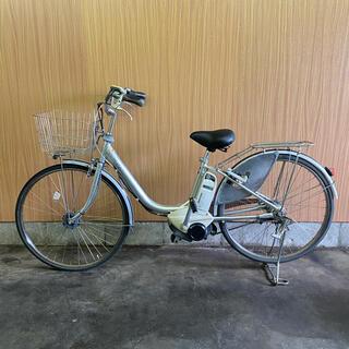 ヤマハ - [格安]電動自転車 YAMAHA パス シルバー 26インチ