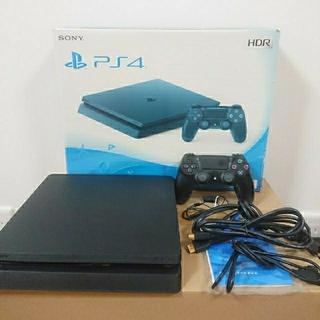 PlayStation4 - PS4 1TB CUH‐2100 プレイステーション4 本体 ブラック