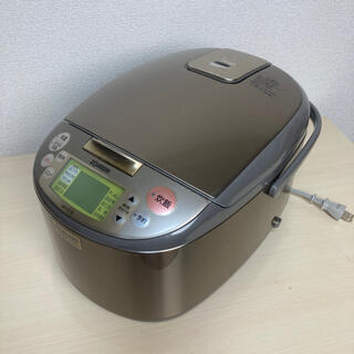 象印 - 圧力IH炊飯ジャー NP-CT18型 象印 炊飯器 1升炊き ZOJIRUSHI