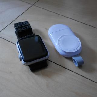 Apple Watch - Apple Watch 3 42mm GPS セルラー