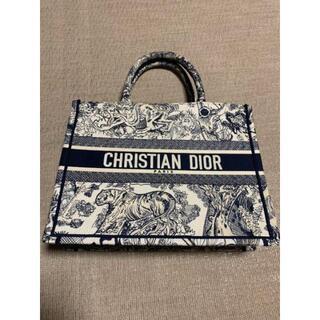 クリスチャンディオール(Christian Dior)のクリスチャンディオール dior ブックトートスモール(トートバッグ)