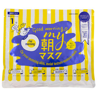 MAINICHI MY朝マスク(30枚入)(パック/フェイスマスク)