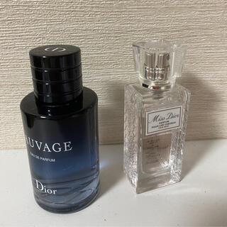 ディオール(Dior)のDior香水 ヘアミスト(ヘアウォーター/ヘアミスト)