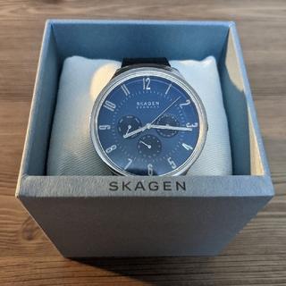 スカーゲン(SKAGEN)のSKAGEN SKW6535 腕時計 青(腕時計(アナログ))