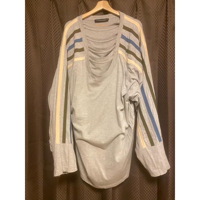 RAF SIMONS(ラフシモンズ)の【最終値下げ】y/project メンズのトップス(Tシャツ/カットソー(半袖/袖なし))の商品写真