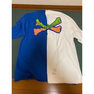 ダブルタップス(W)taps)のXXL 19ss WTAPS×min-nano SLIMY BONES TEE(Tシャツ/カットソー(七分/長袖))