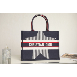 クリスチャンディオール(Christian Dior)の限定値下げ!DIOR BOOK TOTE スモールバッグ(トートバッグ)