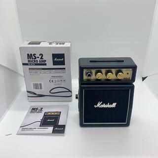 ヤマハ(ヤマハ)のMarshall MS-2 MICRO AMP(ギターアンプ)