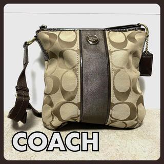 COACH - 早い者勝ち! coach コーチ ショルダーバッグ ナンバー有