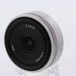 SONY - sony 16mm f2.8 Eマウント用